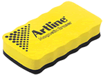47417 - Magnetic Eraser Yellow