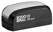 Pocket HD-20 Pre-Inked Stamp